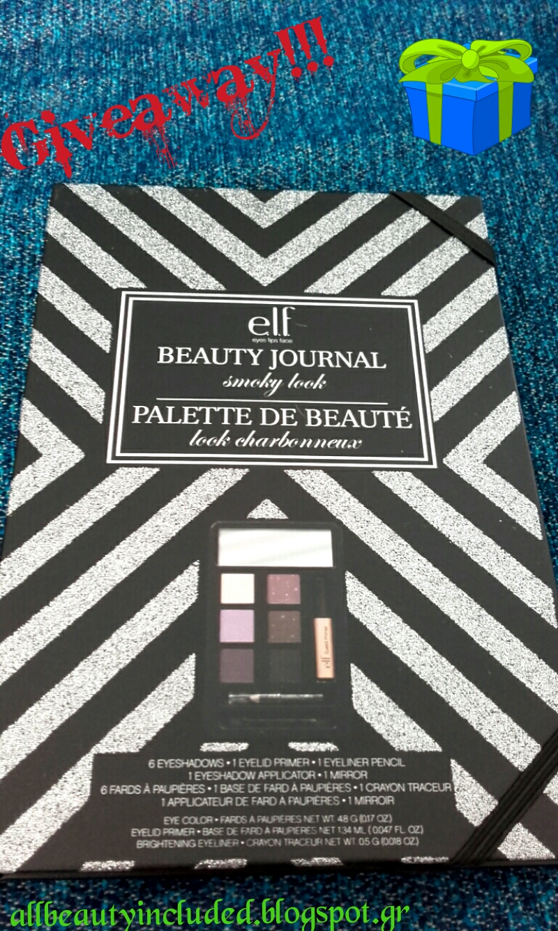 18bc30614f6 All Beauty Included: Elf cosmetics book giveaway![Closed]