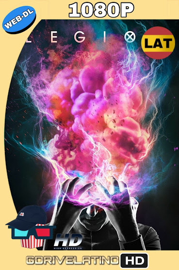 Legion (2017) Temporada 01 NF WEB-DL 1080p Latino-Ingles MKV