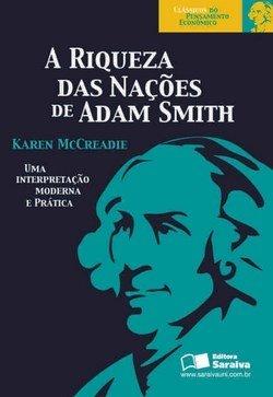 Riqueza das Nações de Adam Smith - Karen mcCreadie Download Grátis