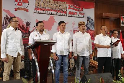 Demi Indonesia Maju, Relawan Bravo 5 Ajak Dukung Pemerintah