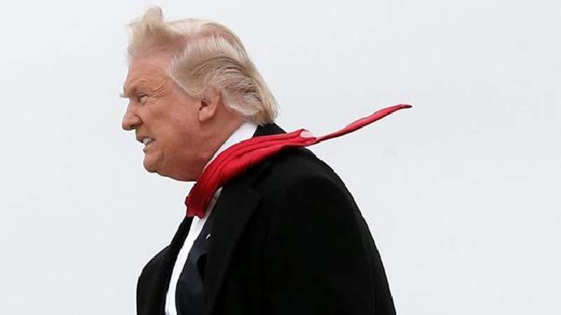 Persidangan Pemakzulan Bersejarah Trump Dimulai Di Senat