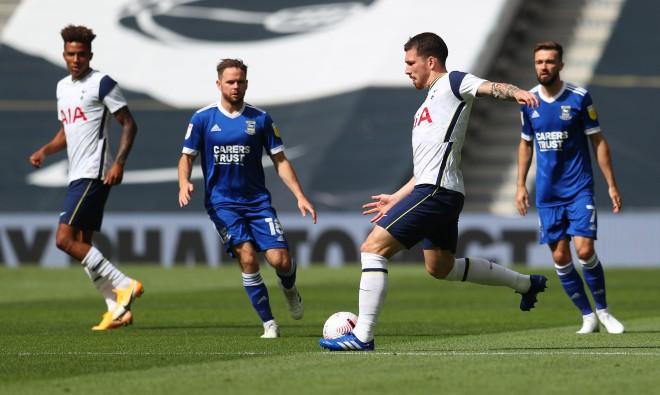 """Video Tottenham 3-0 Ipswich Town: Son Heung Min cú đúp, 6 phút """"mở khóa"""""""