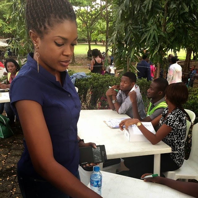 nollywood stars voting