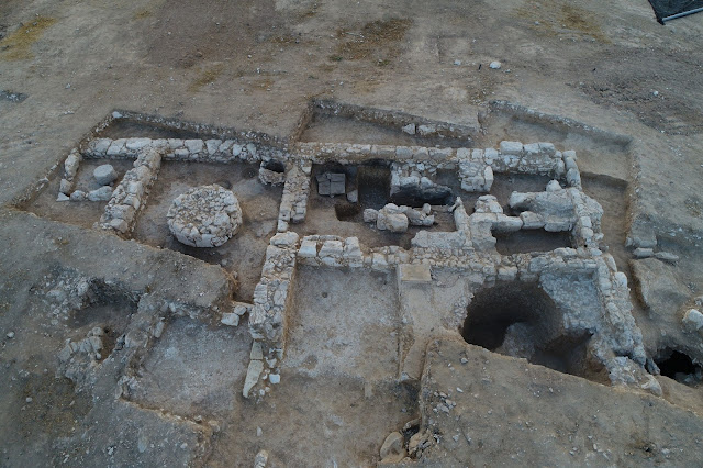1,200-year-old soap factory unearthed in Israel