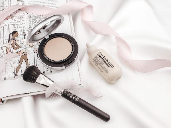 MAC Studio Fix Tech Cream-To-Powder & Studio Radiance Face And Body Foundation
