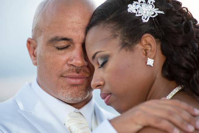 mariage Guadeloupe portrait couple le Gosier
