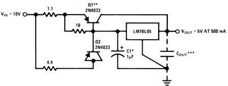 National LM78LXX Series Datasheet for Solid State Electronic Equipment