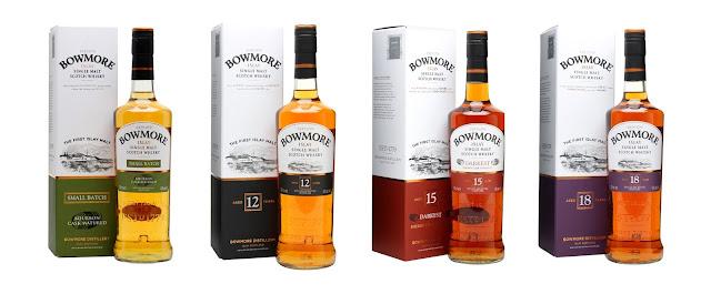 Bowmore range