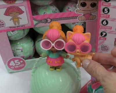 Новые игрушки LOL Surprise Pets