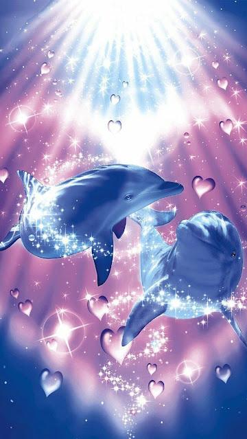 Papel de Parede para Celular de Golfinho