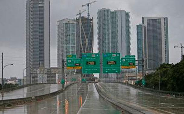 La ciudad de Miami en estos momentos