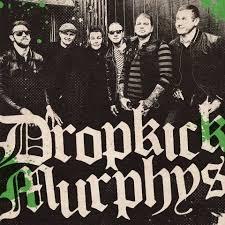 Photo des membres de Dropkick Murphys