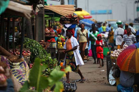 Nigerians Are Getting Poorer, says IMF