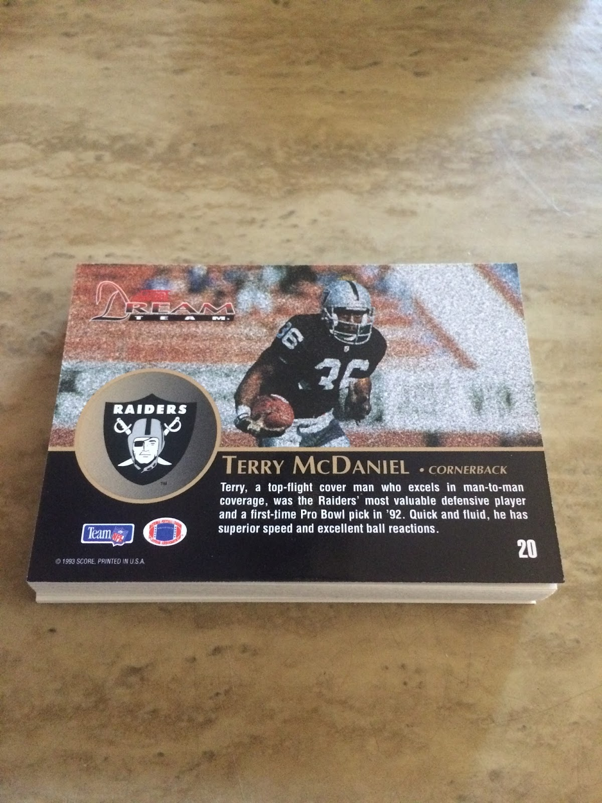 A Pack To Be Named Later 1993 Score Football Super Pack