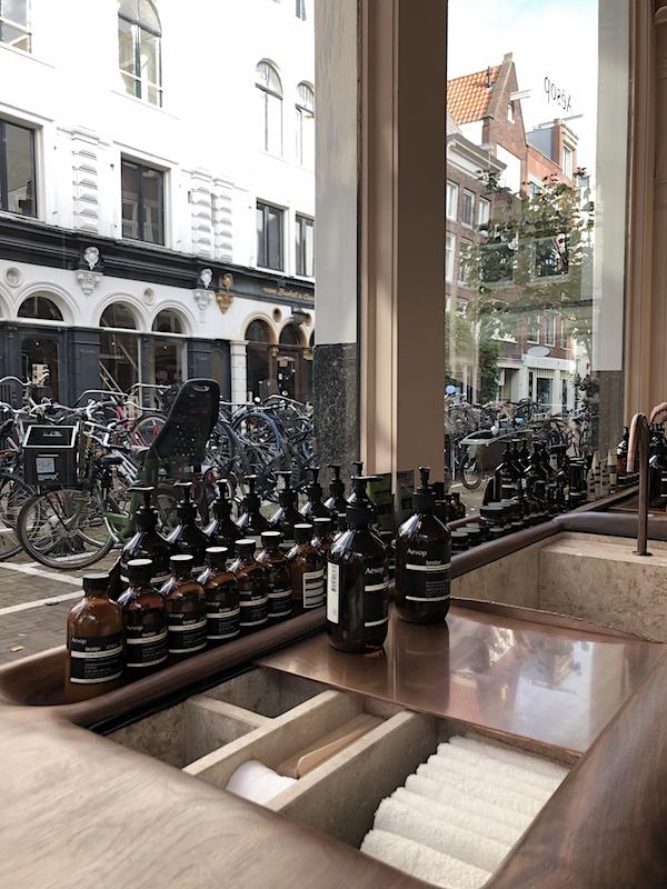 Utrechtsestraat  Aesop Skincare