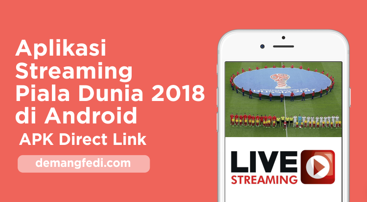 Streaming Piala Dunia di Android