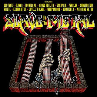 """Slave To The Metal"" (album)"