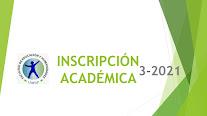 Inscripción Académica FACEH 3-2021