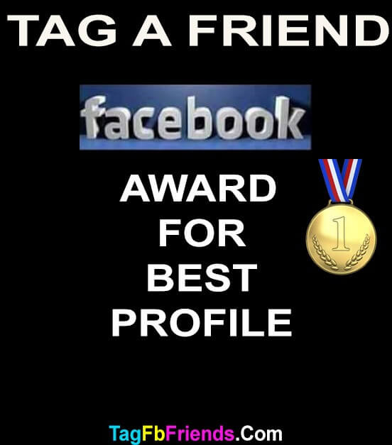 Best profile award
