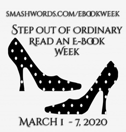 Read an Ebook Week - Step out of the ordinary - high heels