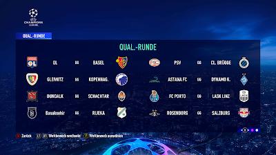 FIFA 19 EEP Season Patch 2019/2020