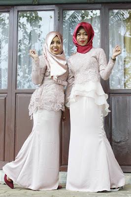 hijab kebaya untuk pipi tembem hijab kebaya untuk pesta hijab kebaya untuk perpisahan sekolah bokong indah dan manis