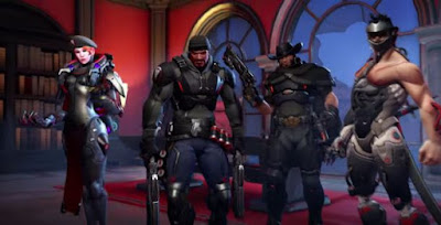 Overwatch, Retribution, Co-Op Mode, Play With Friends