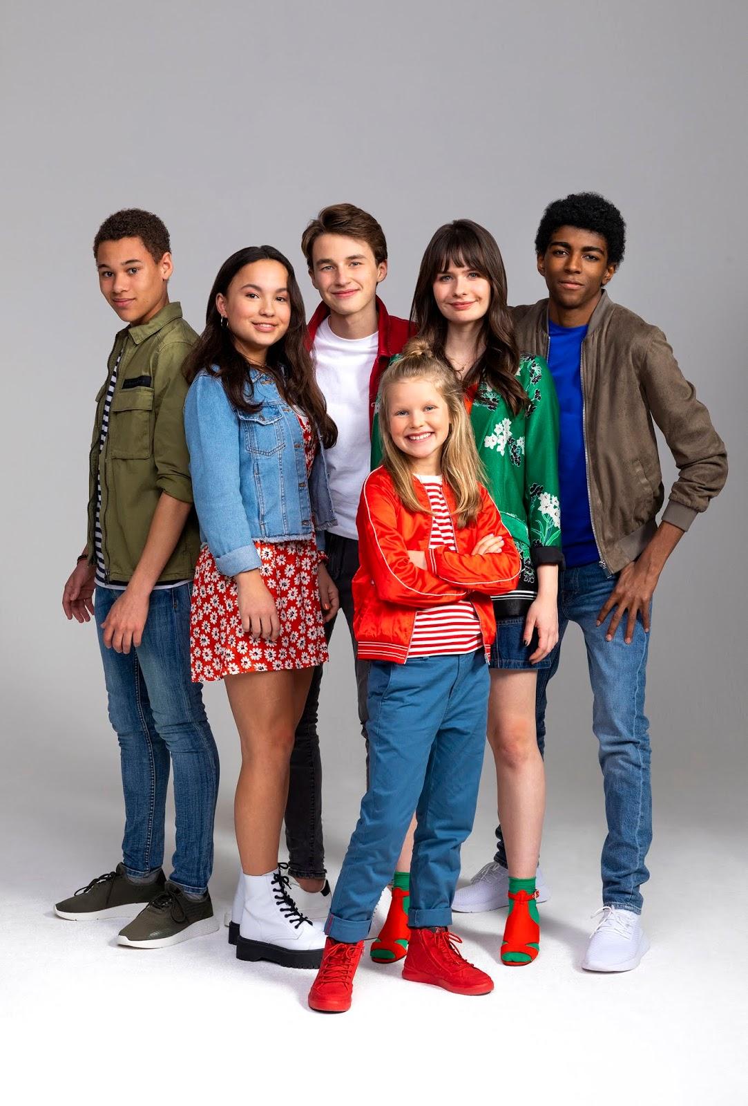 Nickelodeon September 2019 : nickelodeon, september, NickALive!:, Nickelodeon, Australia, Zealand, Premiere, 'Hunter, Street', Season, Monday, September