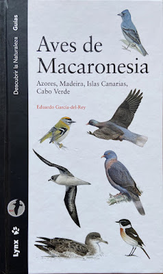 Aves de Macaronesia - Lynx Edicions