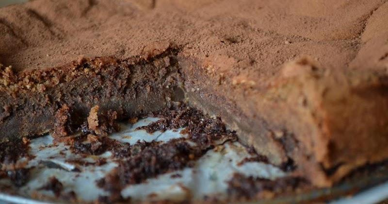 Kaf Flourless Chocolate Cake
