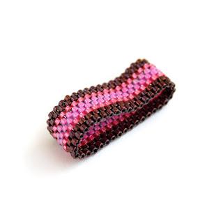 купить авторские изделия из бисера украшения ручной работы стильные женские кольца