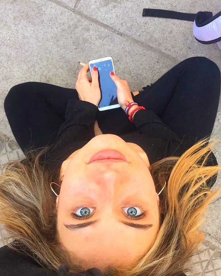 Luciana Ibáñez hija de Loreto Valenzuela