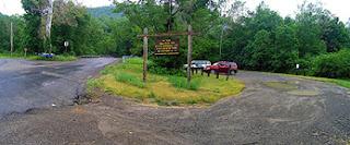 Clark Gully Parking Area