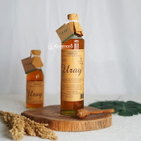 Madu Uray Natural Honey 640ml / Raw Natural Honey / Madu Lebah Hutan