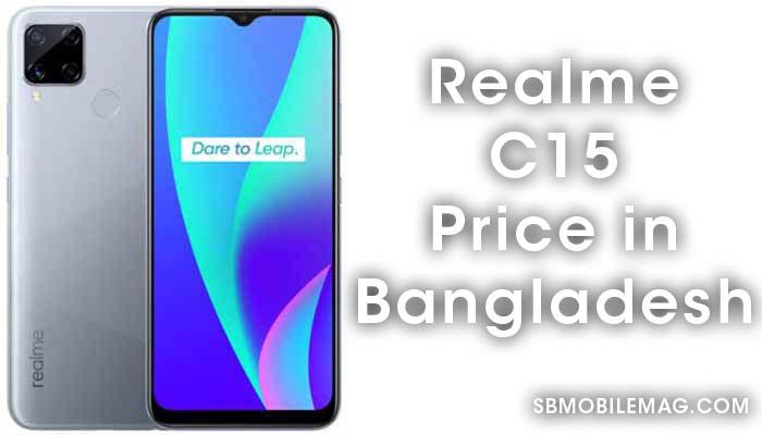Realme C15, Realme C15 Price in Bangladesh