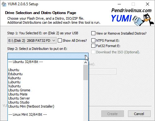 Cara Dual Boot Sistem Operasi dengan USB Flashdisk - Yumi 1