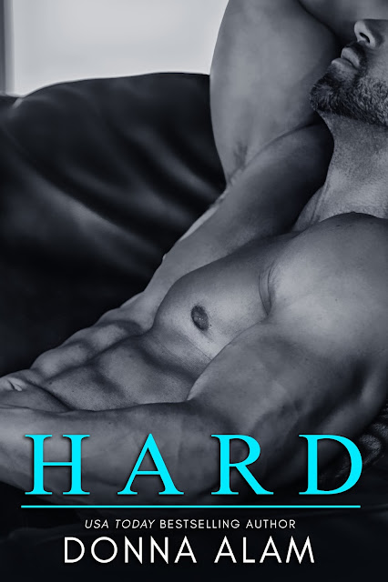 #BlogTour ~ Hard by Donna Alam ~ #4.5StarReview @word_hoor  @givemebooksblog