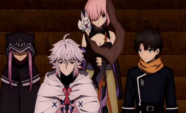 Fate/Grand Order: Zettai Majuu Sensen Babylonia Episodio 04