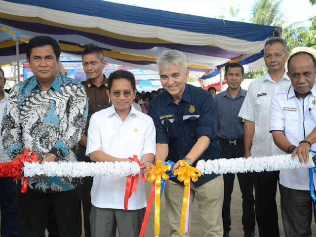 Pertamina Hadirkan BBM Satu Harga di Halmahera Barat