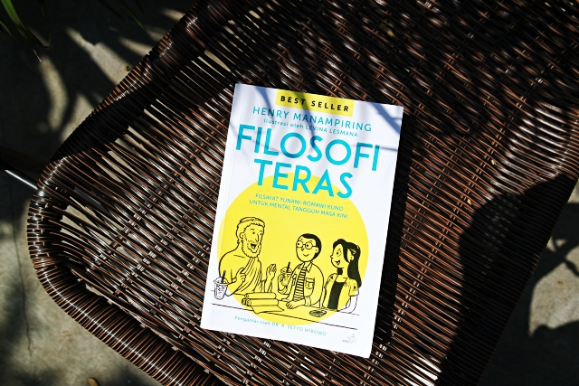 Books Love: Review Filosofi Teras by Henry Manampiring