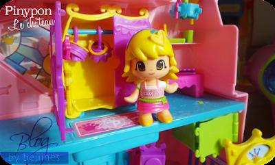 Jeux Enfants - Le Château des Pinypon