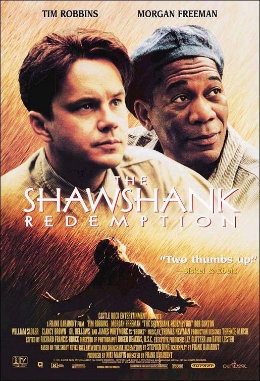 Download The Shawshank Redemption (1994) Full Movie in Hindi Dual Audio BluRay 1080p [2GB]