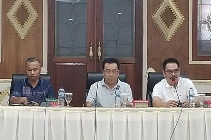 Sekda Kerinci Pimpin Rapat Pemantapan Peresmian Dua Kecamatan Baru
