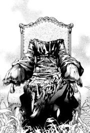 The Dress Manga