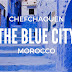 The blue city in the world