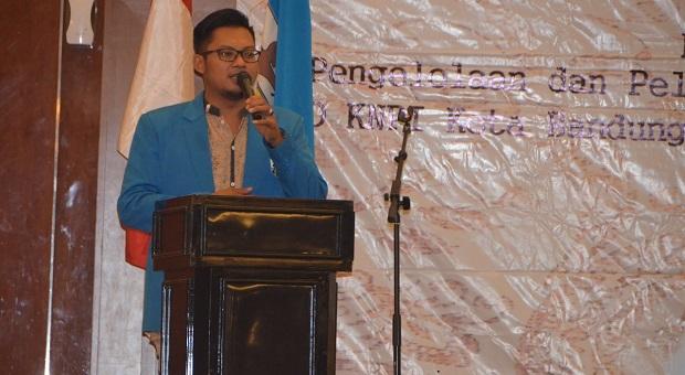 KNPI Kota Bandung Gelar Bimbingan Teknis pada OKP dan DPK