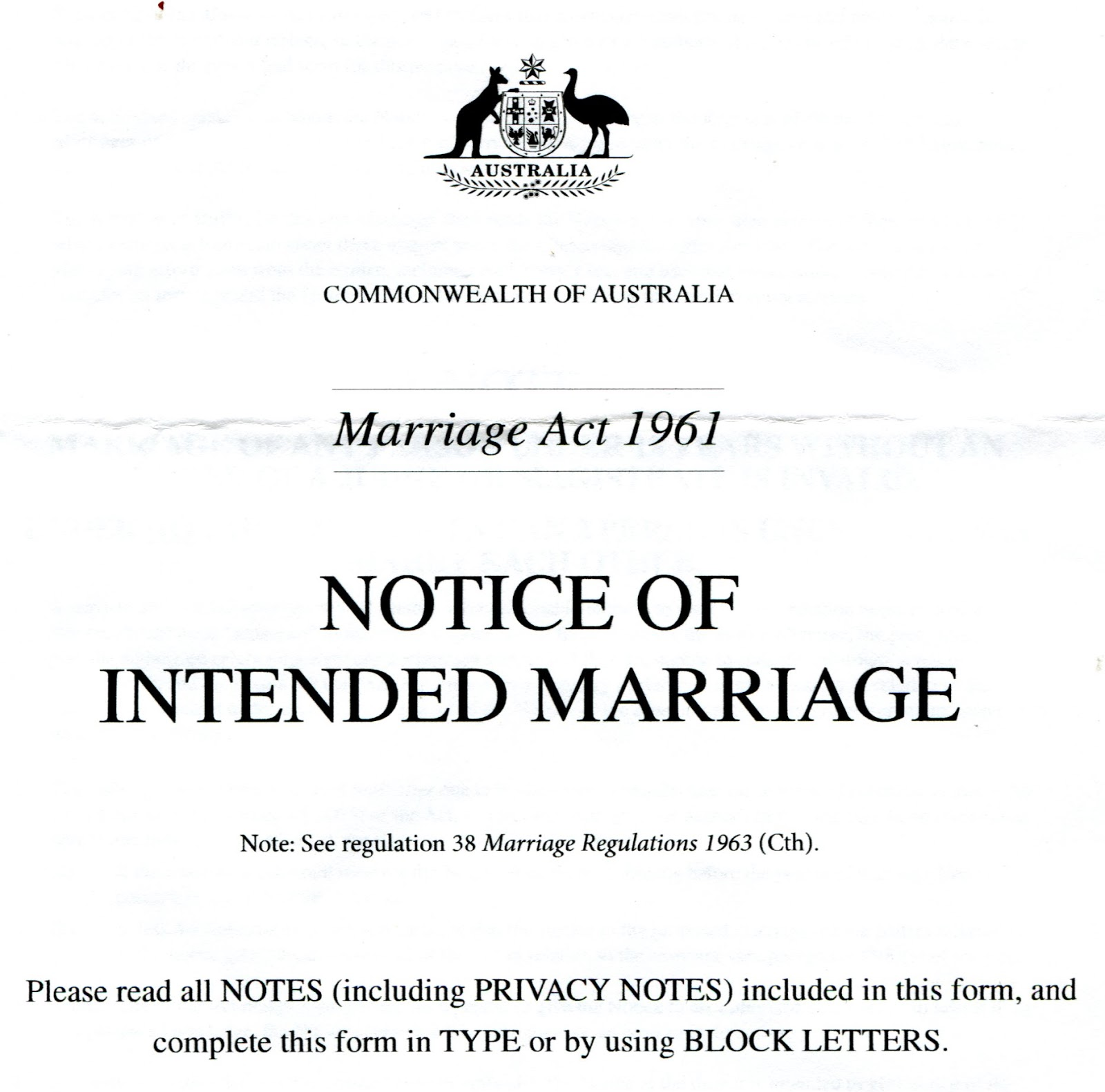 Life with HIV: Marriage papers lodged & paid, date set for our gay