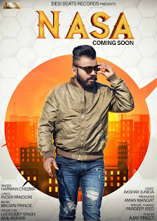 Nasa Lyrics – Harman Cheema Song