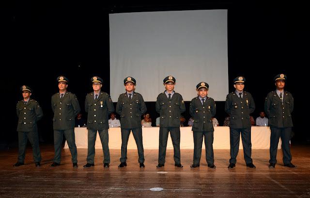 Em Cruzeiro do Sul, 23 Policiais Militares entre oficiais e praças são promovidos