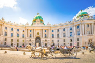 6. Hofburg Imperial Palace